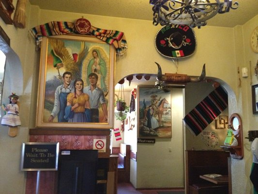 El Charro Grill - Sumner, Washington - Mexican Food Restaurant